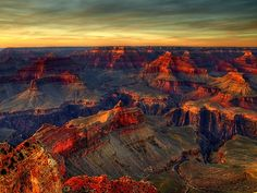 Grand Canyon National Park, Arizona by landscape photography - sebastien-mamy.fr, via Flickr
