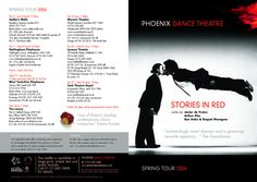 2006 Flyer_Page_1 | by Phoenix Dance Theatre