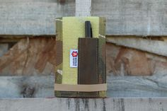 The Yellow/Multicam First Responder @riteintherain Notebook Cover.  Website Link In Bio  #SmallBusiness #MadeInTheUsa #MadeInAmerica #MadeInUSA #Firefighter #EveryDayCarry #EDC #HardWorkPaysOff #Hardwork #USA #America #PocketDump #Wallet #Upcycled #MensFashion #Malefashion #Recycled #Recycle #Repurpose #HandMade #Fire #Military #Passion #Startup #Success #Work #Motivation #Entrepreneur #RecycledFirefighter