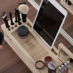 Click Pic for 34 DIY Makeup Storage Ideas | Beauty Station | Small Closet Organization Ideas | DIY Makeup Organizer Ideas http://makeupit.com/m0KZF | Finding Contouring Difficult? Look No Further!