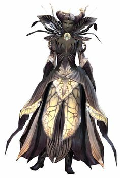 File:Nightmare Court armor (light) sylvari female front.jpg