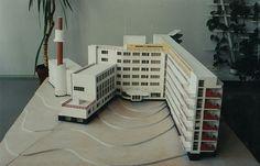 Alvar Aalto: Tuberculosis Sanatorium. 1928-33, Paimio, Finland