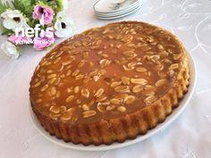 Snickers Pasta (Yer Fıstıklı Pasta) – Nefis Yemek Tarifleri Tiramisu, Tart, Food And Drink, Pie, Ethnic Recipes, Desserts, Aspirin, Elsa, Silver