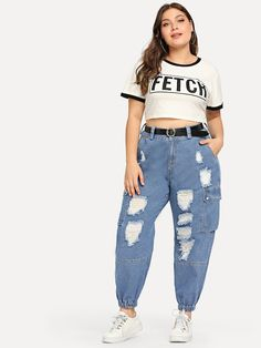 Chubby Fashion, Curvy Girl Fashion, Plus Size Fashion, Curvy Girl Outfits, Plus Size Outfits, Plus Size Looks, Cute Comfy Outfits, Teenager Outfits, Look Cool
