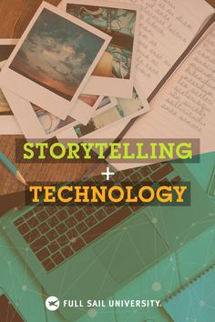 The modern communication landscape offers endless opportunities for skilled storytellers. Learn techniques for writing across a variety of media types and build a comprehensive portfolio of your work with a communications degree from Full Sail University.