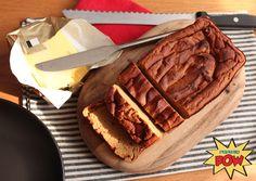 Pumpkin Pie Protein Bread
