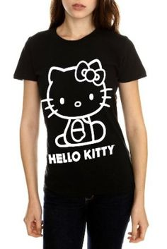 Hello Kitty Outline Girls T-Shirt $22.50