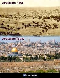 Image result for then and now pictures of Palestine