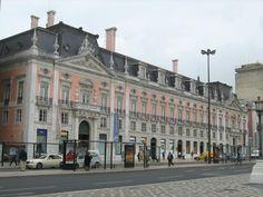 Palacio da Foz   Lisboa  - Portugal