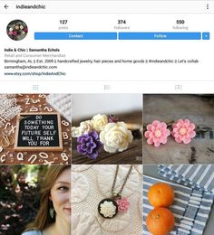 For this #igshopfeature i give you the lovely handcrafted goods by @indieandchic . she has such lovely jewelry and charming hand made home goods. Be sure to check her goods out spam her with likes and comments and be sure to follow for any new listings on her shop.  _____ If you are a shop under 1000 followers tag me on one of your photos so I can promote you in an #igshopsfeature!  _____ #igshops #etsy #etsyshop #handmadegoods #creativity #art #craftylove #follow #supporttheshops…