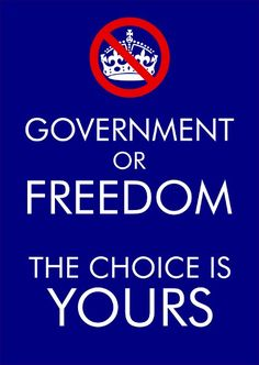 """""""Government is essentially the negation of liberty."""" Ludwig von Mises"""
