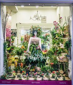 The flower Shop, Thessaloniki, Greece, Deco ideas, design with flowers
