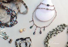 Encuentra estas lindas piezas de joyería en Tiendas Delmar