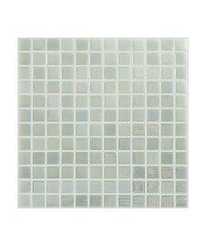 Madrid White Lustre Mosaic Tile