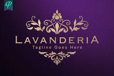 Lavanderia - Classy Vintage Logo by PenPal on Creative Market