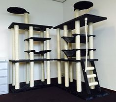 ber ideen zu kratzbaum gro e katzen auf pinterest. Black Bedroom Furniture Sets. Home Design Ideas