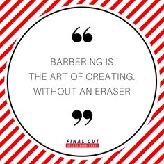 Good thing we know what we're doing. Our professional barbers deliver every service with care and precision, book your appointment today.