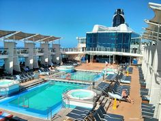 Five reasons why you should take a cruise! #travel #cruise