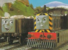 Found on Google from ttte.wikia.com Wooden Train, Thomas The Tank, Old Video, Thomas And Friends, Toot, Duke, Engine, Pokemon, Seasons