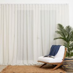 Bardwell sheer curtain is a textured curtain that will create a light and modern look and feel to your home. Bardwell Sheer S Fold Curtain Size W x D x H in Natural Curtains With Blinds, Sheer Curtains, Freedom Furniture, House Blinds, Outdoor Floor Cushions, Simple Colors, Occasional Chairs, Inspired Homes