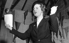 young margaret thatcher - Google Search