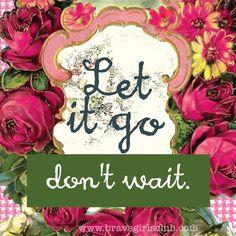 Brave Girls Club - Let it go - don't wait