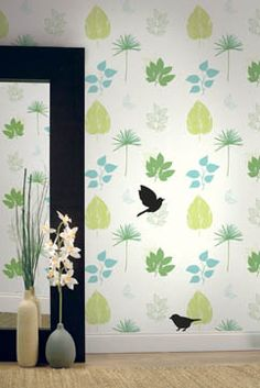 from Eco Chic. Wallquest papers are locally produced in Wayne, Pa. and are Eco friendly!  Beautiful designs, quality product, and fabulous pricing! Call Aubusson Home for details!