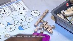 Connaissez-vous la méthode de Singapour ? Probablement pas, puisqueles écoles françaises qui l'utilisent sont rarissimes. Pourtant, cette technique d'enseignement du calcul et des mathématiques semble produire de véritables petits miracles auprès des enfants ! La