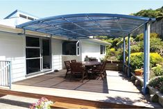 Residential Awnings – Long-life Fixed Home Awnings
