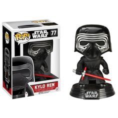 19354557da48 Star Wars The Force Awakens Kylo Ren Pop! Vinyl Figure