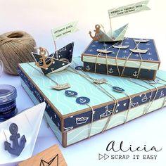 All aboard! A present for you | ScrapItEasy.com - Novità e idee sullo Scrapbooking e sulla passione per i washi tape