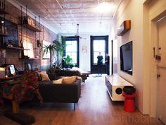 Inside the modern Tribeca loft home of Lowline park co-founder...