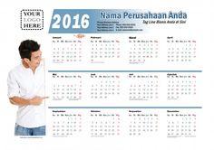 46 Desain Kalender 2016 Free Download Vector CDR PDF