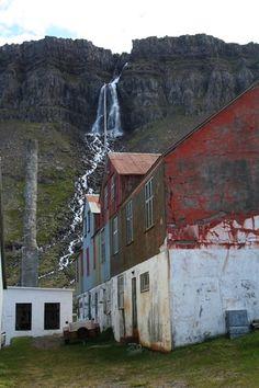 Djúpavík Ísland