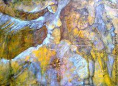 """Фантазийные сюжеты ручной работы. Ярмарка Мастеров - ручная работа. Купить """"Полёт"""". Handmade. Желтый, картина в подарок, авторская графика"""