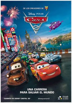 As a promotion for the November 1st Blu-ray release of Cars 2, Amazon is…