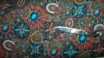Sante Fe Jewelry F1111 Fabric