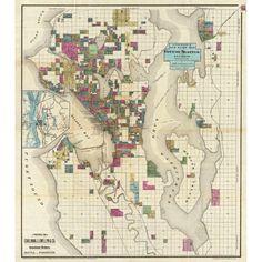 Attendance Area Maps For Seattle Seattle