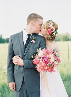 Romantic South Carolina Wedding by Landon Jacob