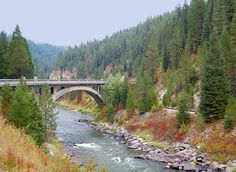 Payette River Scenic Byway - Idaho