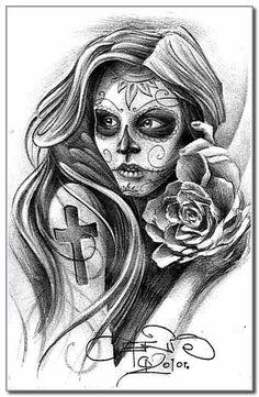 Αποτέλεσμα εικόνας για mauricio tattoo drawings