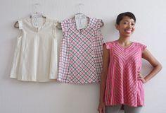 The BurdaStyle Sewing Handbook Variation Designers: Novita Estiti – Sewing Blog | BurdaStyle.com