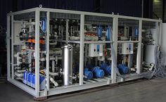 M-fregat Reverse Osmosis. Made-to-measure in small confinement. - Image - Naval Technology