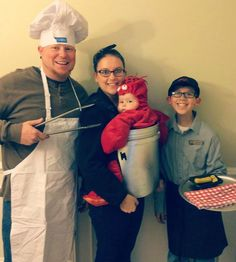 Babywearing Halloween costume: Super Mario Brothers