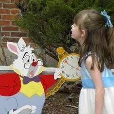 London in Wonderland 5th Birthday - Alice in Wonderland, Mad Tea Party