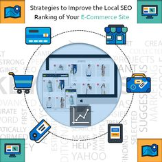Strategies to Improve the Local SEO Ranking of Your E-Commerce Site - #localseotampa #LocalSEO, #SEO, #SEOTips, #SERP - http://www.localseotampa.com/strategies-improve-local-seo-ranking-e-commerce-site-201612/