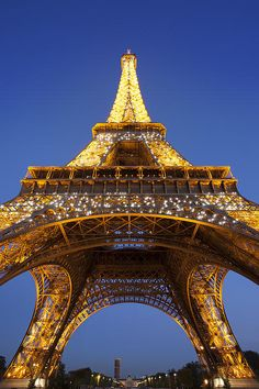 Twilight Eiffel Photograph by Brian Jannsen - Twilight Eiffel Fine Art Prints and Posters for Sale