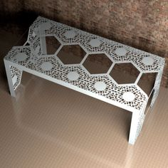 Chantilly Lace Dining tables - suitable for indoors and outdoors