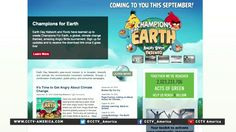 Can you help these #AngryBirds save the #environment? See how #Rovio is doing their part in building awareness and inspiring change. http://www.cctv-america.com/2015/09/24/mobile-games-team-up-with-environmentalists