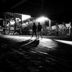 Hiding in corners #street #streetphotography #light #shadow #contrast #cinematography #urban #urbandecay #bw #black #bww #bw_lover #bwstyles_gf #bw_society #architecture #architectureporn #nyc #newyork #ny #bridge #iphoneonly #sunset #sun